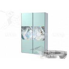 Детская Тиффани шкаф ШКК-01(БТС)