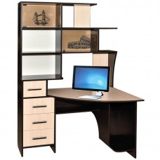 Компьютерный стол КЛ-6.1 правый (Росток)