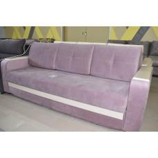 Виза 01 П диван-кровать 3Х мест.(еврокнижка)