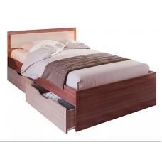 Гармония КР 604 кровать с ящ.1,6 (Стендмебель)