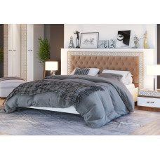 Жасмин кровать 1,6(Велес)
