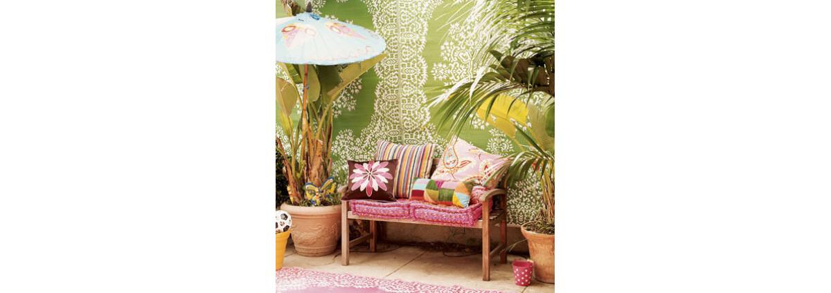 Красочное лето в вашем доме