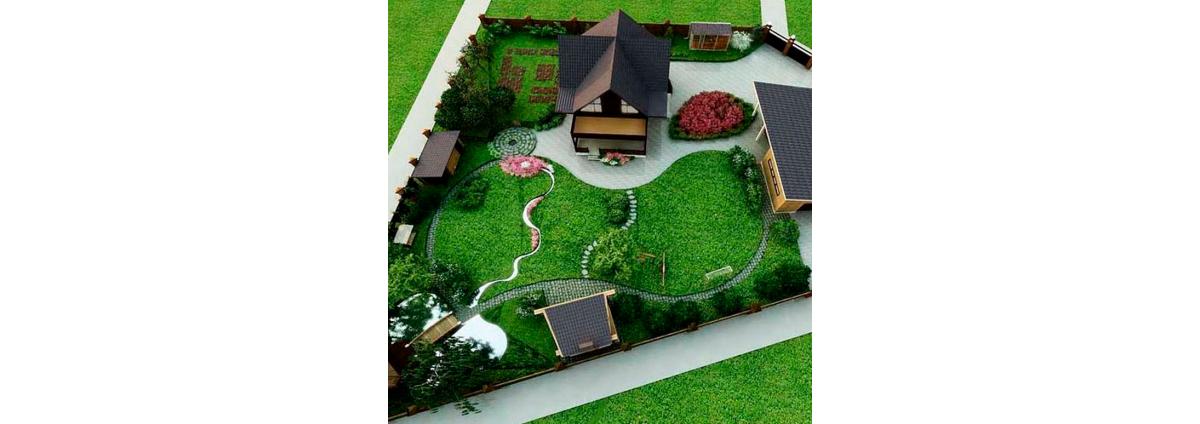 Как добавить уюта в маленький дворик