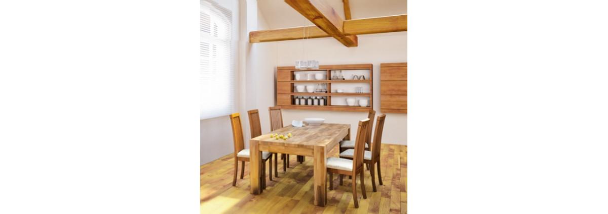 Как сохранить красоту мебели из массива
