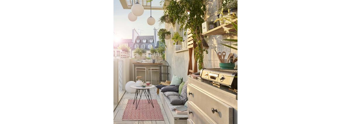 Рецепты комфорта на балконе