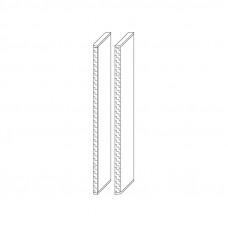 Соренто_СП.153.401 декоративные боковые панели к шкафу_2шт