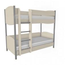 КР-123 кровать двухъярусная(0,9*1,9)