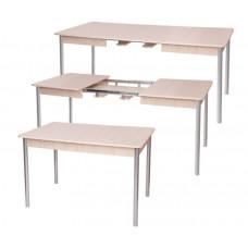 ДП 1-01-03 стол раздвижной М22 Ларго