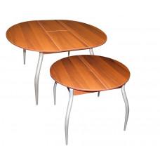 ДП 1-01-03 стол раздвижной М4 круглый