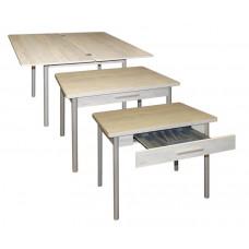 ДП 1-01-03 стол раскладной М20 с ящиком
