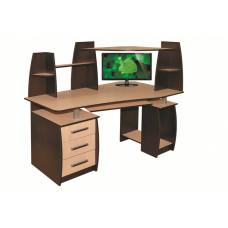 Компьютерный стол КЛ-3,0 правый(Росток)