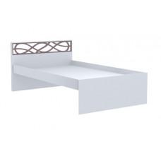 Саманта СМ3б кровать 1200*2000 (Заречье)