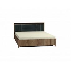 Nature 307 (спальня) Кровать Люкс с под мех (1600)(Глазов)