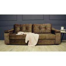 Виза 09 П диван-кровать 3Х мест.(еврокнижка)(прошивной)