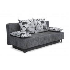 Виза 017 диван-кровать 3Х мст.(еврокнижка)
