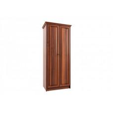 Янна ЯН-01 шкаф д/одежды с карнизом(Мебельная Индустрия)
