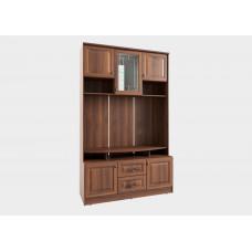 Янна ЯН-35 шкаф многоцелевой (Мебельная Индустрия)