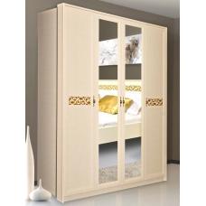 Ливадия Л25шкаф для одежды с зеркалом (Заречье)