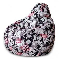 Леди II кресло-мешок