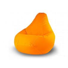 Оранжевое II кресло-мешок