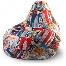 New York II кресло-мешок