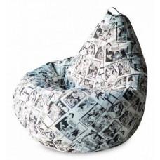 Комикс ч/б II кресло-мешок