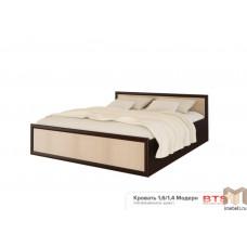 Модерн кровать 1.6 (БТС)