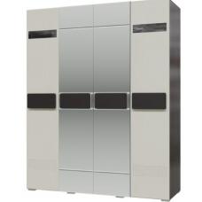 Престиж СП-04 шкаф 4-х дверный с зеркалом