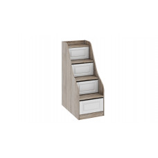 Прованс ТД-223.11.12 лестница приставная с ящиками